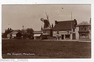 Kent, Meopham, The Windmill, The Cricketers Public House, Rp