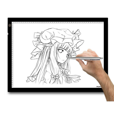 Huion A3 Light Box 19*14 Inches Light Tracing Pad - LED Adjustable