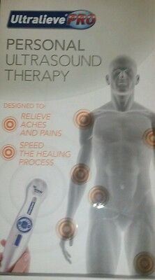 Ultralieve Pro Personal Ultrasound Therapy