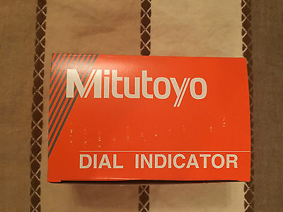 Mitutoyo 2046S  Dial  Indicator  - (10Mm 0.01Mm)