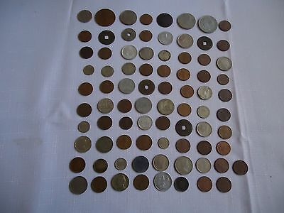 Lot of Various Vintage and Collectible Coins Sold as is - Nice assorrtment