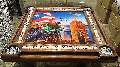 El Morro y Garita Personalized for You by Domino Tables by Art