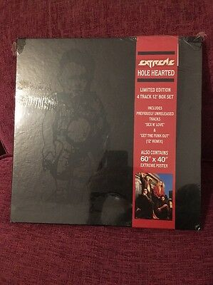 Extreme - Hole Hearted Vinyl Single Limited Edition Box Set with Poster