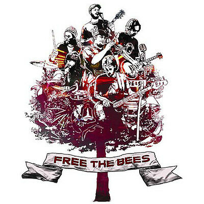 The Bees - Free The Bees - 2 x Vinyl LP