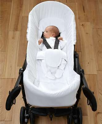 BN Mamas and Papas PLIKO SWITCH NEWBORN PRAM LINER RRP £48