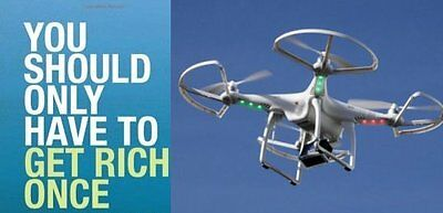 """Fully Stocked Dropshipping PARROT DRONES Website Business. """"300 Hits A Day"""""""