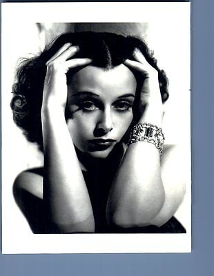 5 Postcard Hedy Lamarr  Frida Kahlo   and misc  High Quality    4X6in  #8