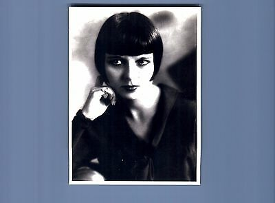 Postcard Louise Brooks   High Quality Postcard