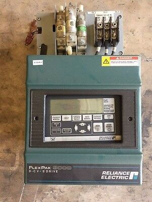 Reliance Electric Flexpak 3000 D-CV S-Drive