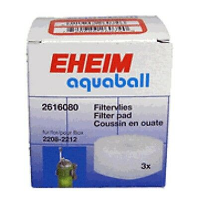 MOUSSE AQUABALL  OUATE EHEIM 2208-2210-2212 3pièces  2616080