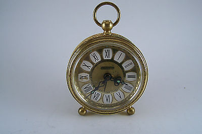 Vtg Blessing Wind-Up Alarm Clock West Germany