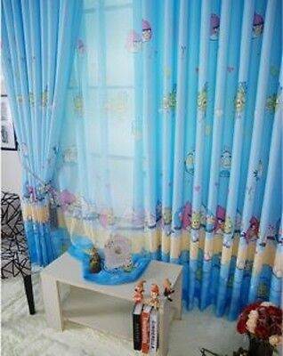 Angry Birds Kids Curtain Sold By Meters