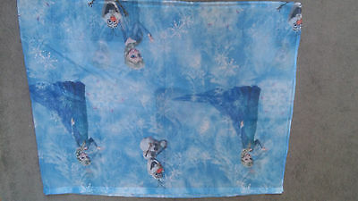 Frozen Kids Curtain Sold By Meters
