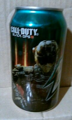 1 Full ~ MOUNTAIN DEW ~ GAME FUEL CALL OF DUTY Black Ops III Mtn Dew (id: e