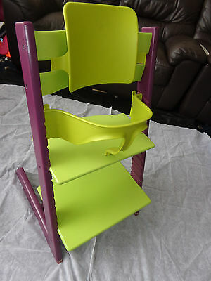 Tripp Trapp High chair with Baby set