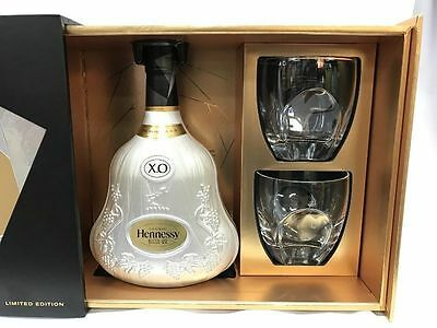 Hennessy XO Limited Edition 2017 with 2 Glass Gift Pack 700ml Cognac