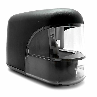 Matnek Electric Battery Operated Pencil Sharpener - For Standard Pencils - Great