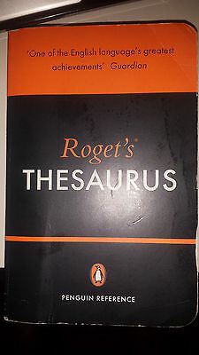 Roget's Thesaurus by George Davidson (Paperback, 2004)