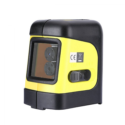Firecore Self-Leveling Horizontal/Vertical Cross-Line Laser Level with Magnetic