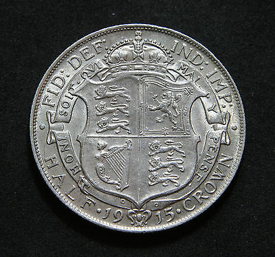 1915 Half-Crown Choose Your Coin