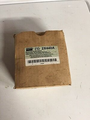 New!! Dayton 2x440A Reversing Drum Switch For Your Lathe Or Mill Atlas Logan