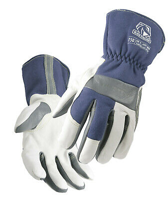 TIGster Prem. Flame Resistant Snug Fit Kidskin TIG Welding Gloves size Small