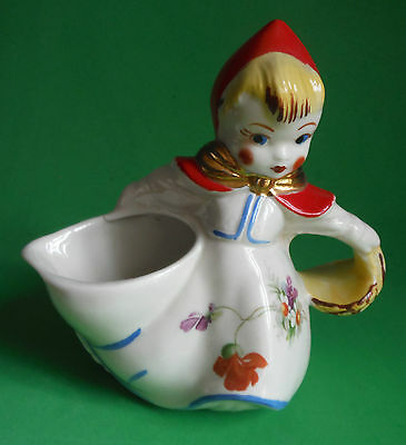 HULL / Regal China / Little Red Riding Hood Creamer