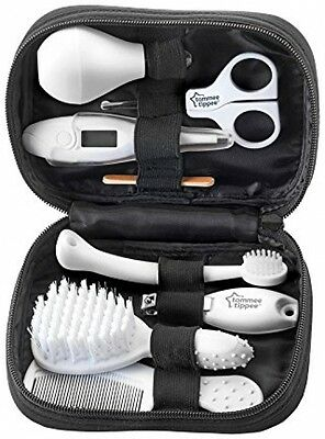Tommee Tippee Closer To Nature Baby Nursery Travel Healthcare & Grooming Kit