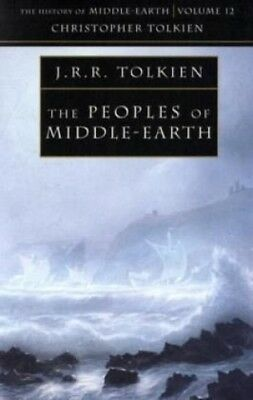 The History of Middle-earth. Peoples of Middle-earth von John R. R. Tolkien NEU