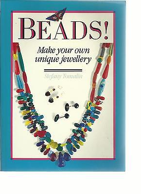 BEADS! Make your own unique jewellery
