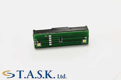 Task Twin Flashing LED Module for Dummy Alarm Bell Box (Low Power Consumption)