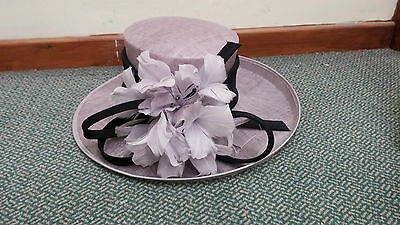 Ispirato Hat to match Mother of the Bride IP955 Rose Ash BRAND NEW RRP £220