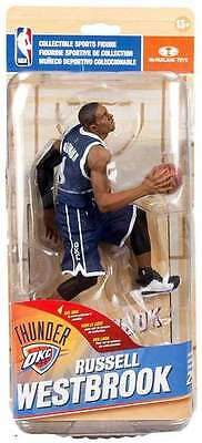 NBA Oklahoma City Thunder Sports Picks Series 29 Russell Westbrook Action Figure