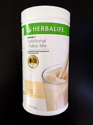 Herbalife Formula 1 F1 Weight Management Nutritional Meal Replace Shake