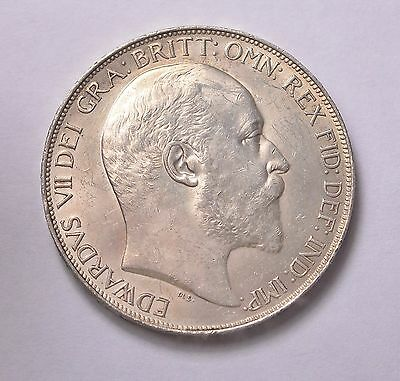 1902 Crown  Edward Vii    #200