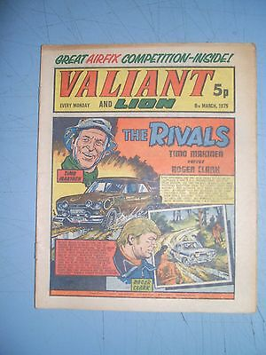 Valiant issue dated March 8 1975