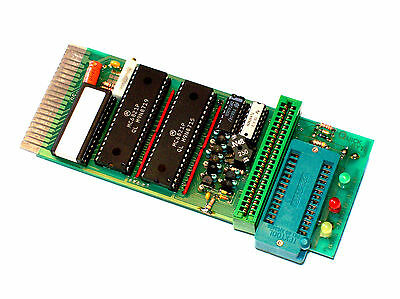 QUICKBYTE 2   Eprombrenner für Commodore 64 Eprom-Programmer C64 (CO0010)