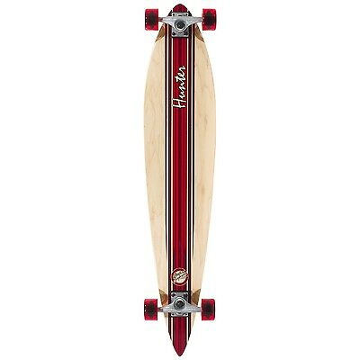 Mindless Hunter III Complete Longboard - Red