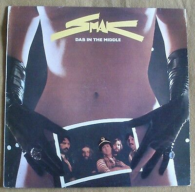SMAK - Dab in the Middle LP - VINYL