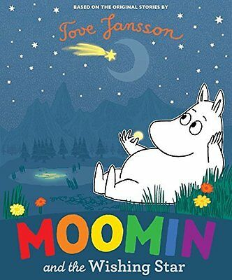 Moomin and the Wishing Star by Tove Jansson New Paperback Book