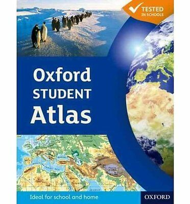 Oxford Student Atlas 2012 by Patrick Wiegand New Paperback Book