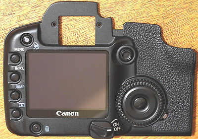 DH7970 Rear Back Panel, Cover With LCD, Butons For CANON EOS 30D DSLR
