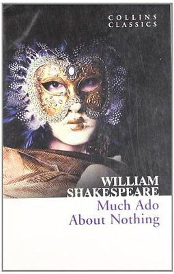 Much Ado About Nothing by William Shakespeare New Paperback Book