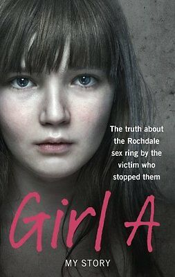 Girl A by (Girl A) Anonymous New Paperback Book