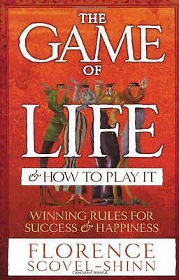 Game of Life and How to Play it by Shinn  Florence Scovel Paperback New  Book