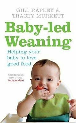Baby-led Weaning by Gill Rapley New Paperback Book