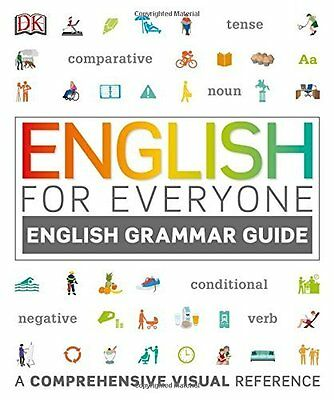 English for Everyone English Grammar Guide New Paperback Book