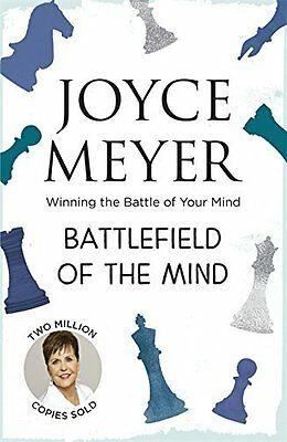 Battlefield of the Mind by Joyce Meyer New Paperback Book