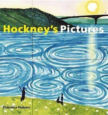 Hockney's Pictures by Hockney  David Paperback New  Book