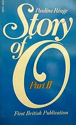 Story of O Part Two: Return to the Chateau by Pauline Reage New Paperback Book